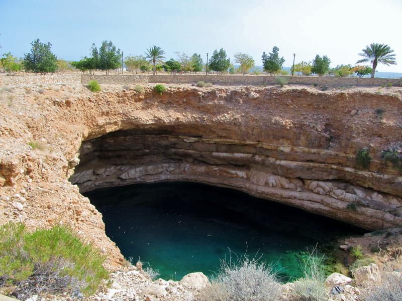 11 sinkhole