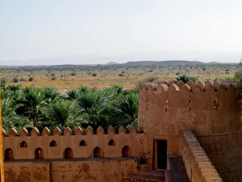 19 nizwa fort