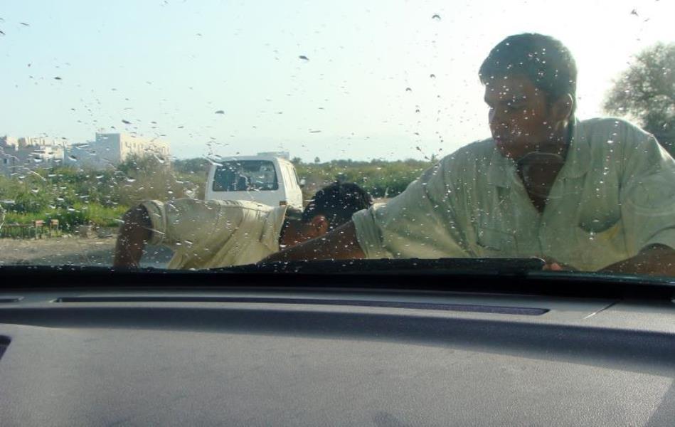 31 oman auto wassen