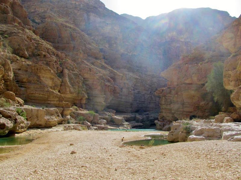 5 wadi shad