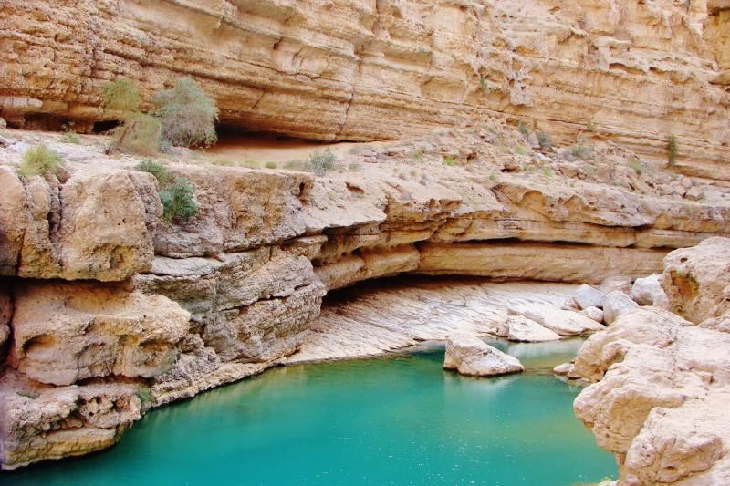6 wadi shab