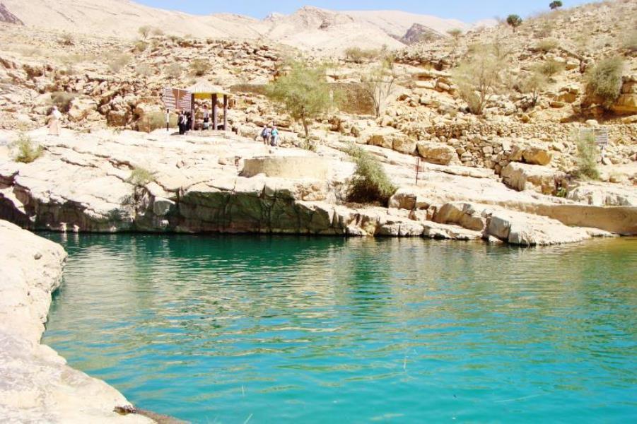 9 wadi bani khalid