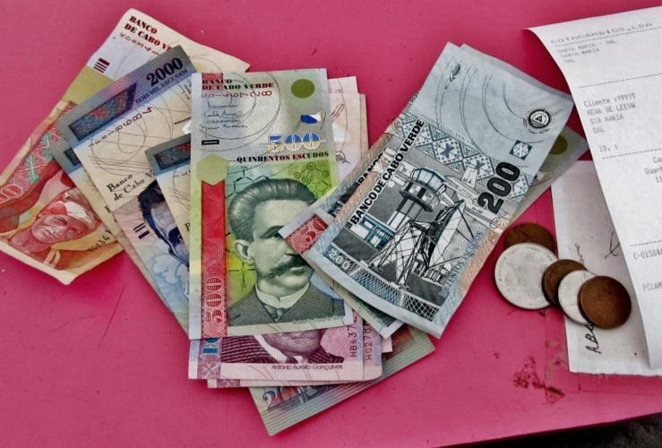 Kaapverdie Bohalista  Geld