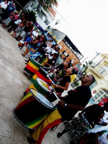 Kaapverdie Bohalista  Muziek