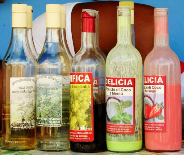Kaapverdie Bohalista  Nationale drank