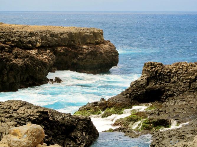 Kaapverdie Bohalista Natuur 1