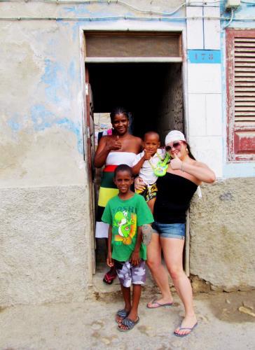 Kaapverdie Bohalista  People