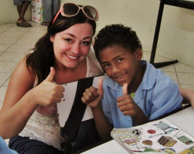 Kaapverdie Bohalista School 1