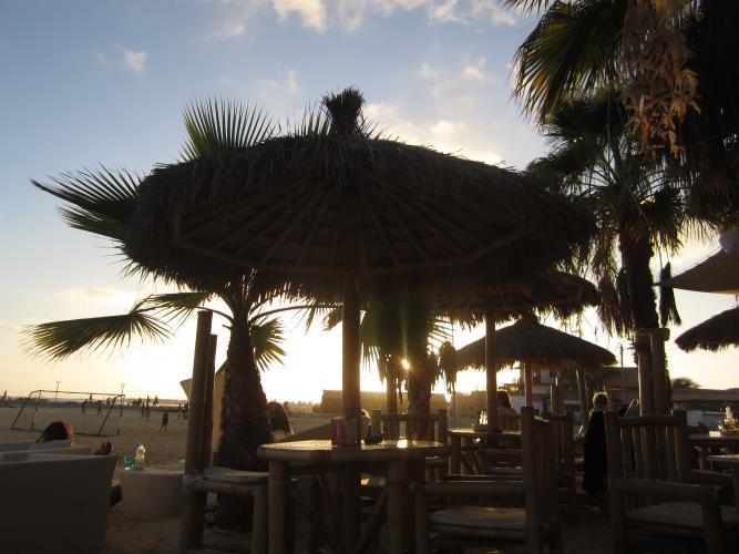 Kaapverdie Bohalista Strand