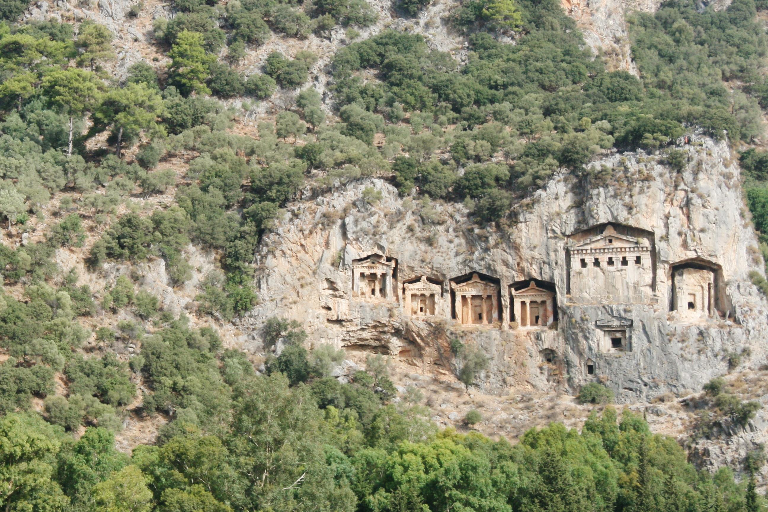 Rondreis Turkije Kaunos