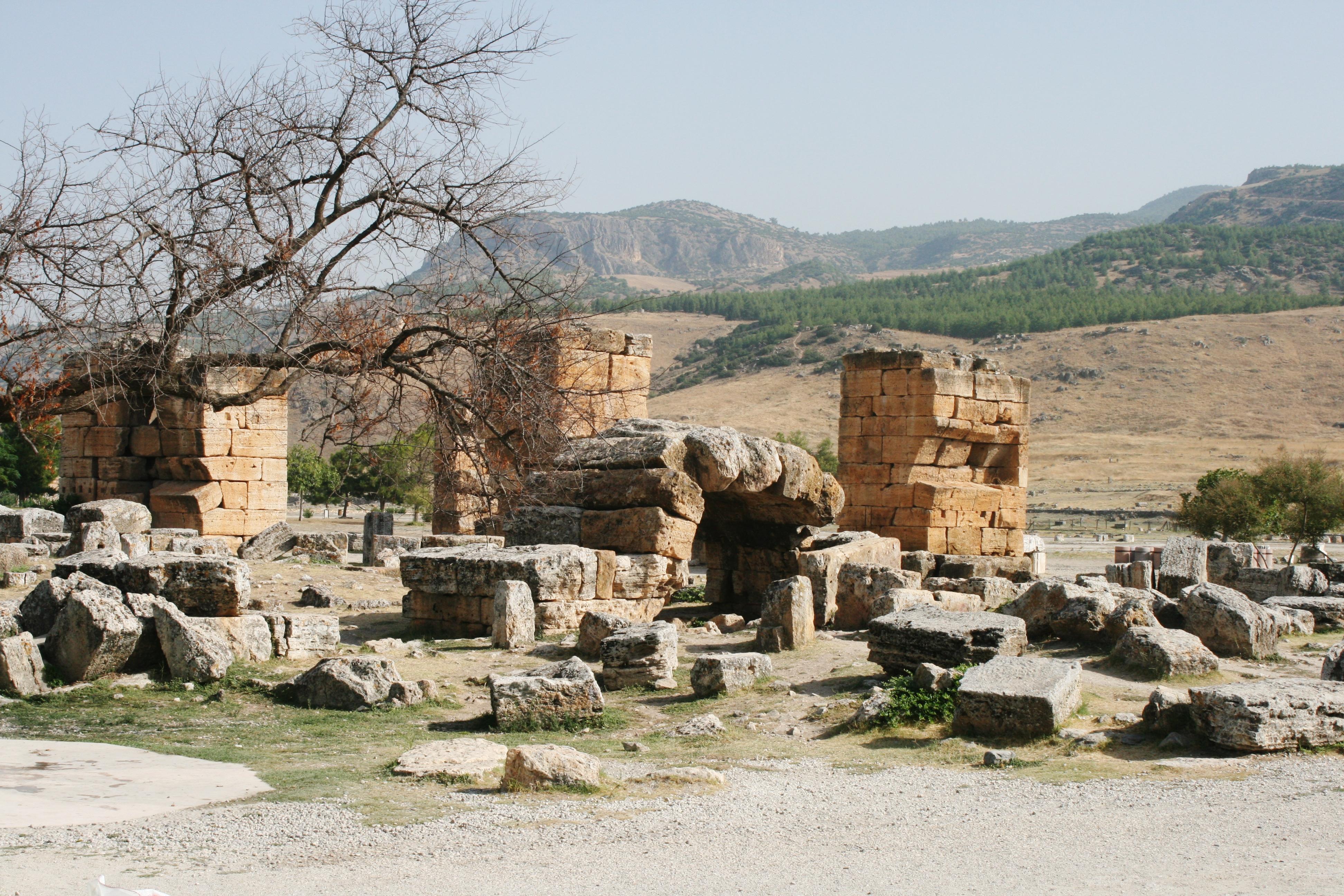Rondreis Turkije Pamukkale Geschiedenis