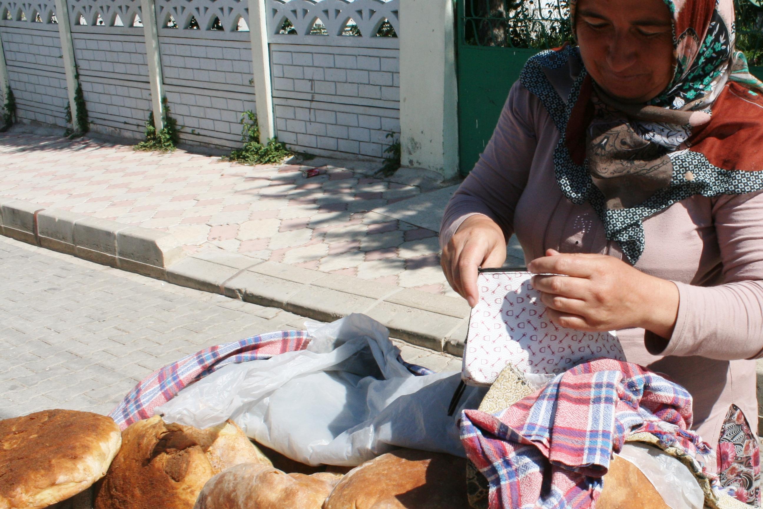 Rondreis Turkije Zelfgebakken Brood