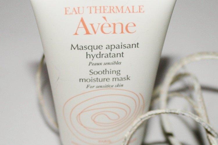 Eau Thermale Avene Soothing Moisture Mask